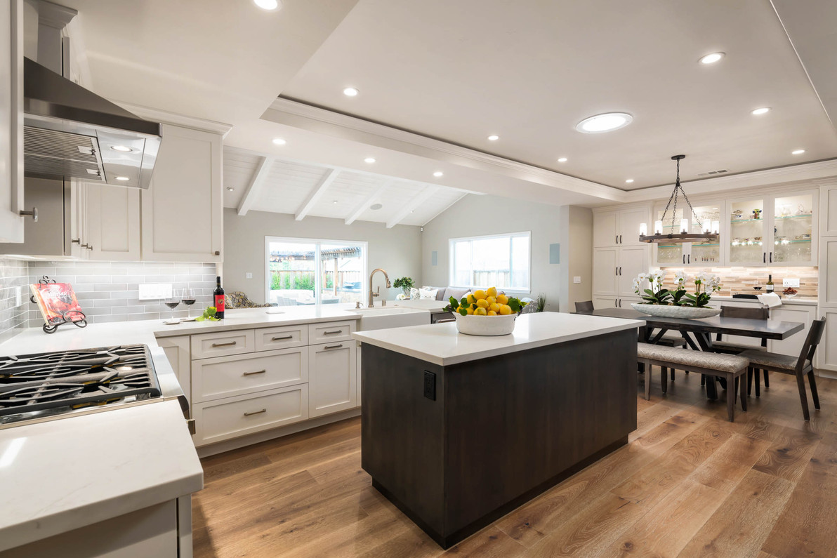 Transitional - Branham - Kitchen - 2 - A