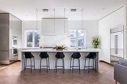 Thornborrow kitchen remodel residential