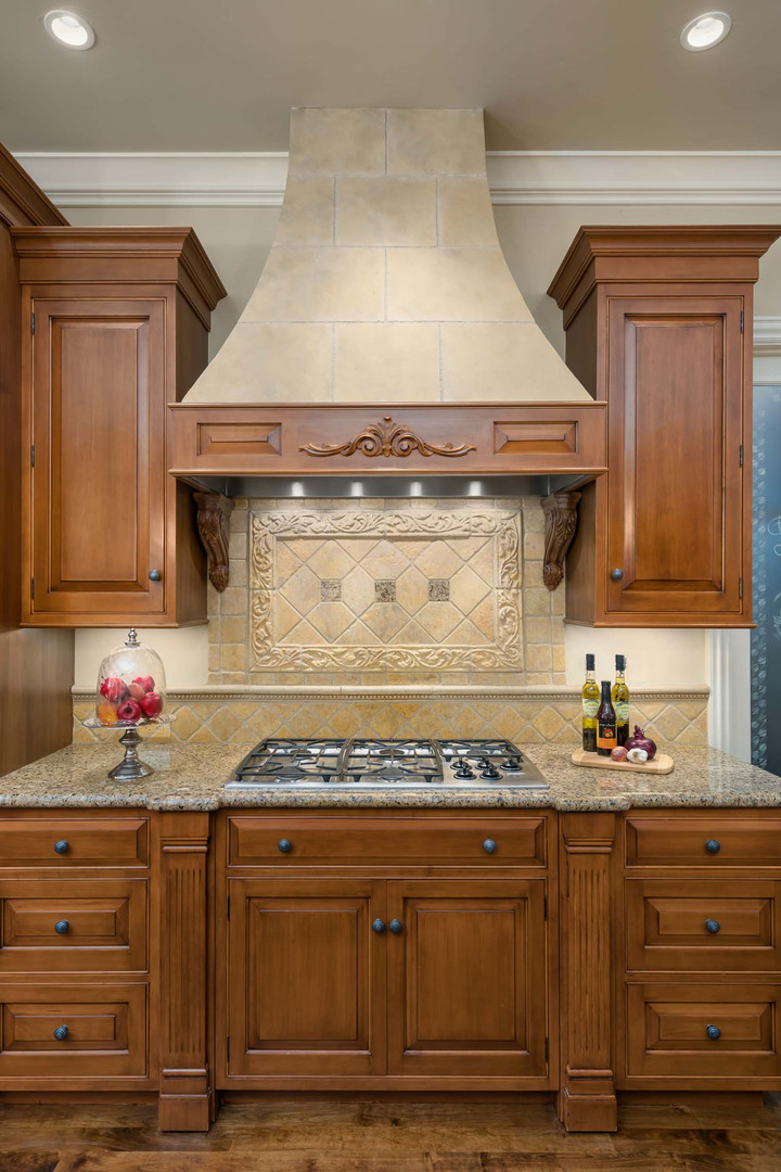Traditional - Lilac - Kitchen - 4 - Afte