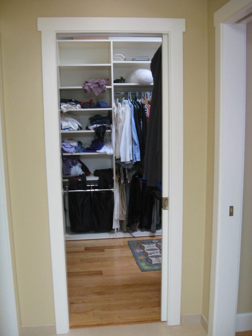 Contemporary - Oak Knoll II - Closet - 1