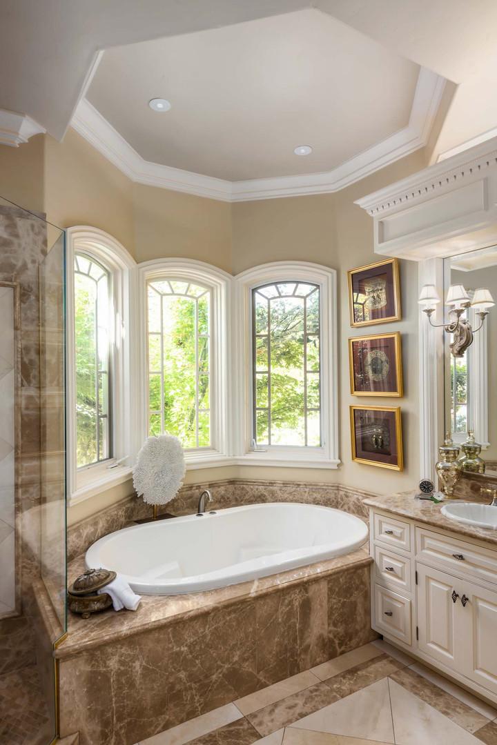 Traditional - Lilac - Master Bath - 6 -