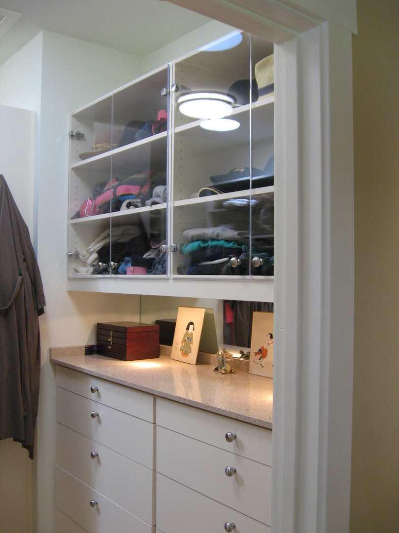 Contemporary - Oak Knoll II - Closet - 2