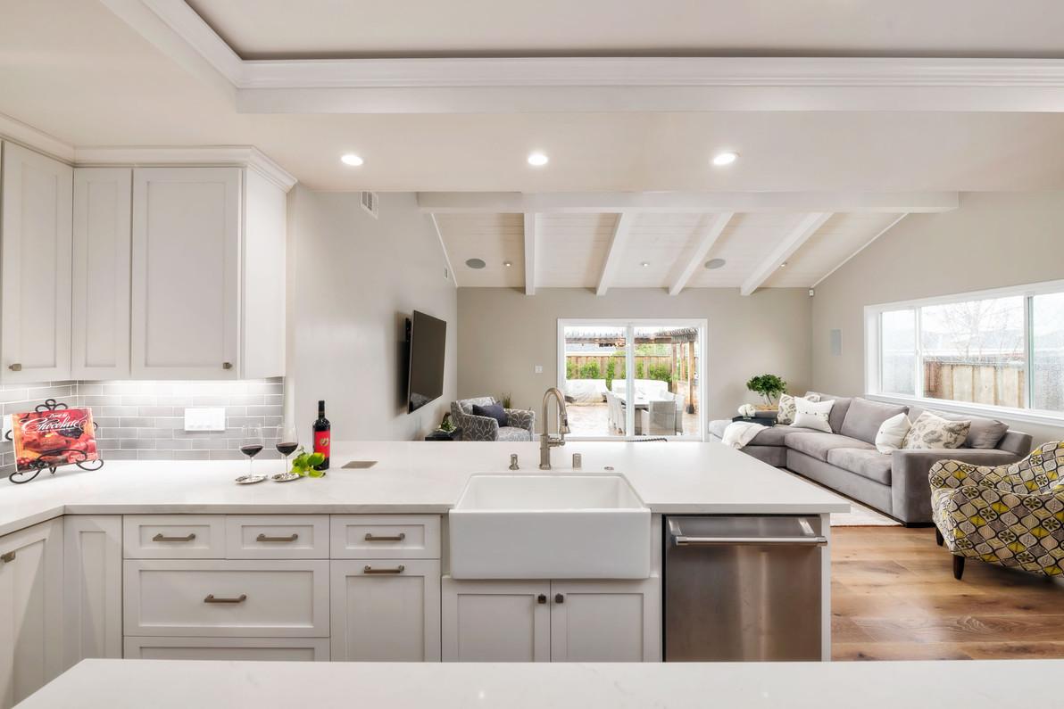 Transitional - Branham - Kitchen - 1 - A