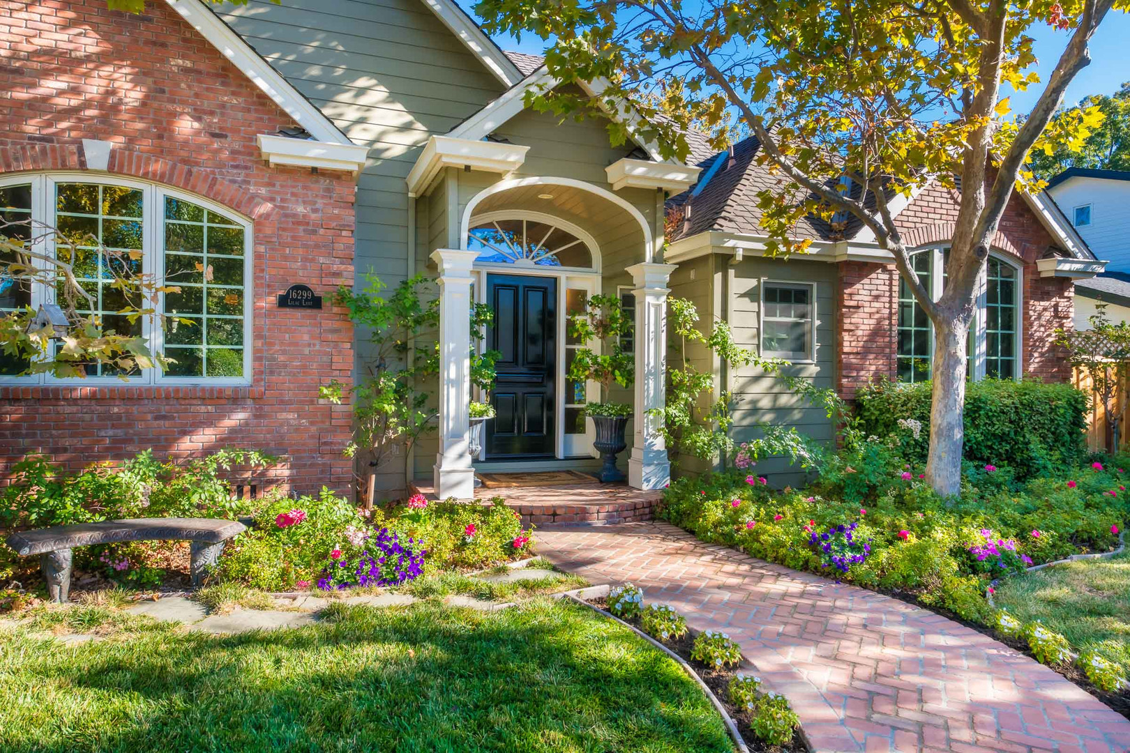 Traditional - Lilac - Front Exterior - 6