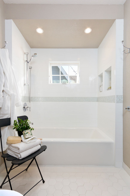 Transitional - Park - Master Bath - 1 -