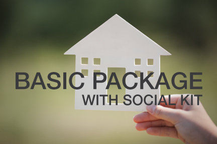 Basic Listing Package w/Social