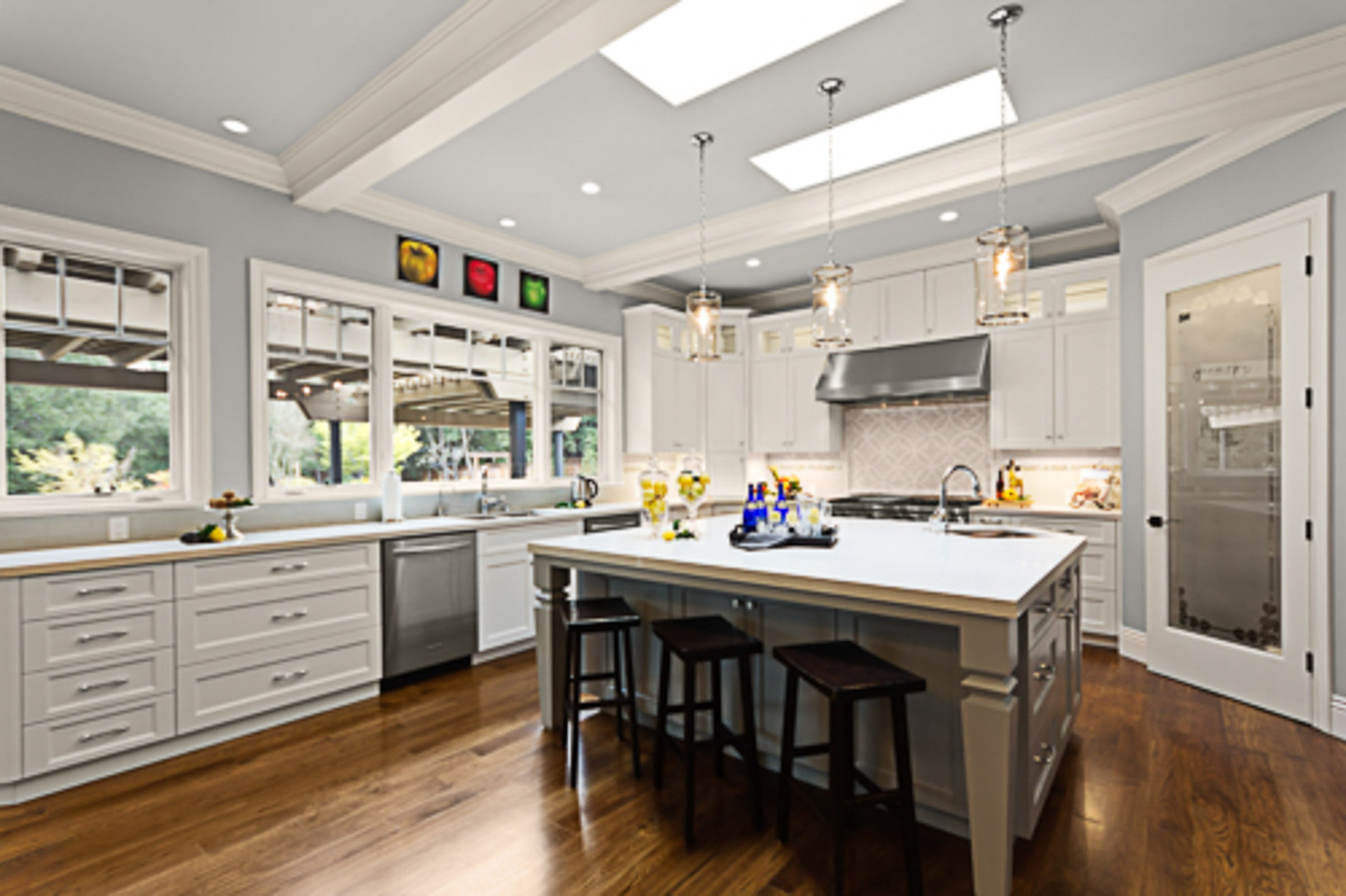 Transitional - Wild Oaks - Kitchen - 1 -