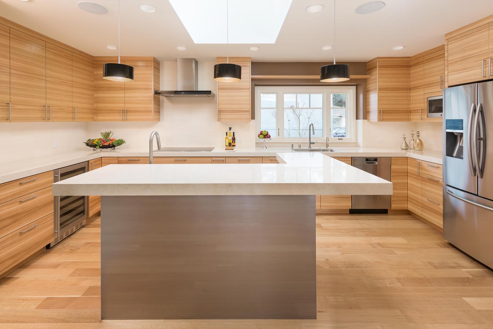 Contemporary - Oak Knoll - Kitchen - 7 -