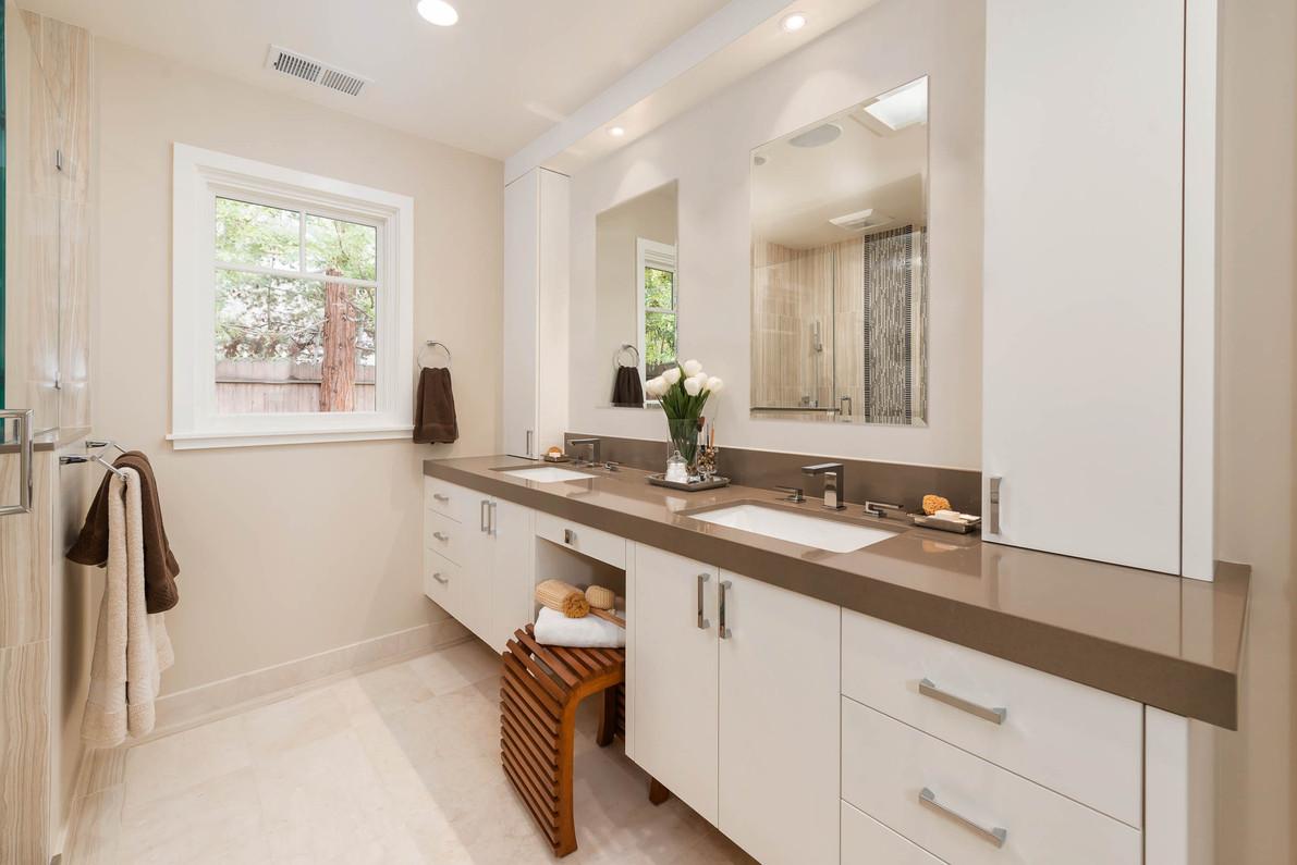 Contemporary - Oak Knoll - Master Bath -