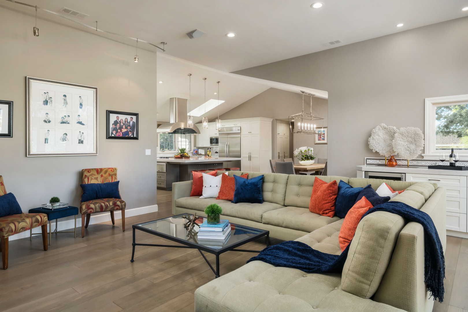 Transitional - Twin Creeks - Living - 1