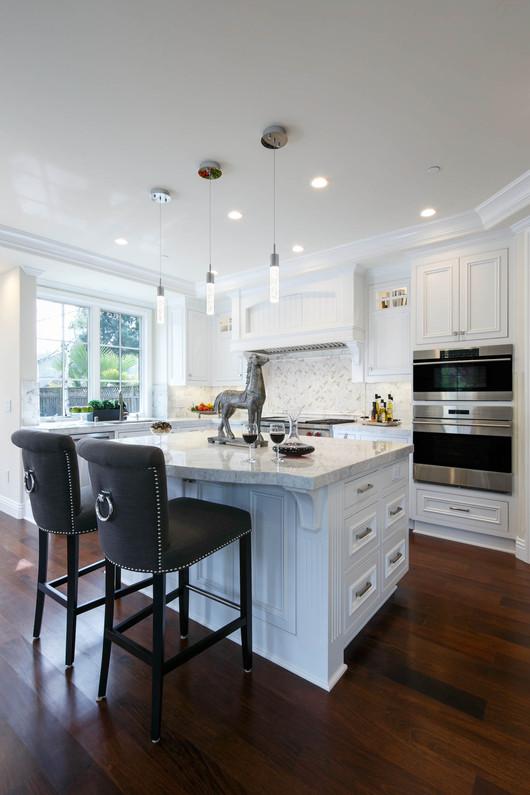 Transitional - Pine - Kitchen - 1 - Afte
