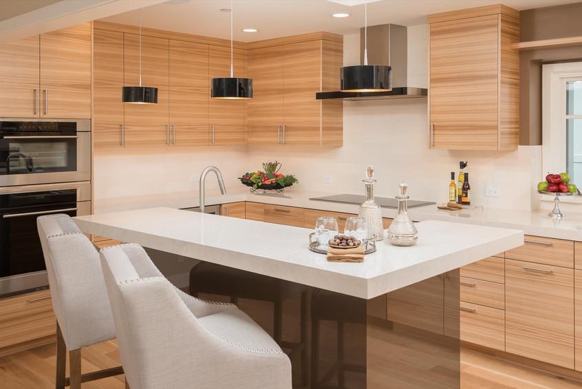 Contemporary - Oak Knoll - Kitchen - 1 -