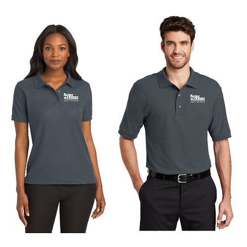 Port Authority Short Sleeve Silk Touch® Polo