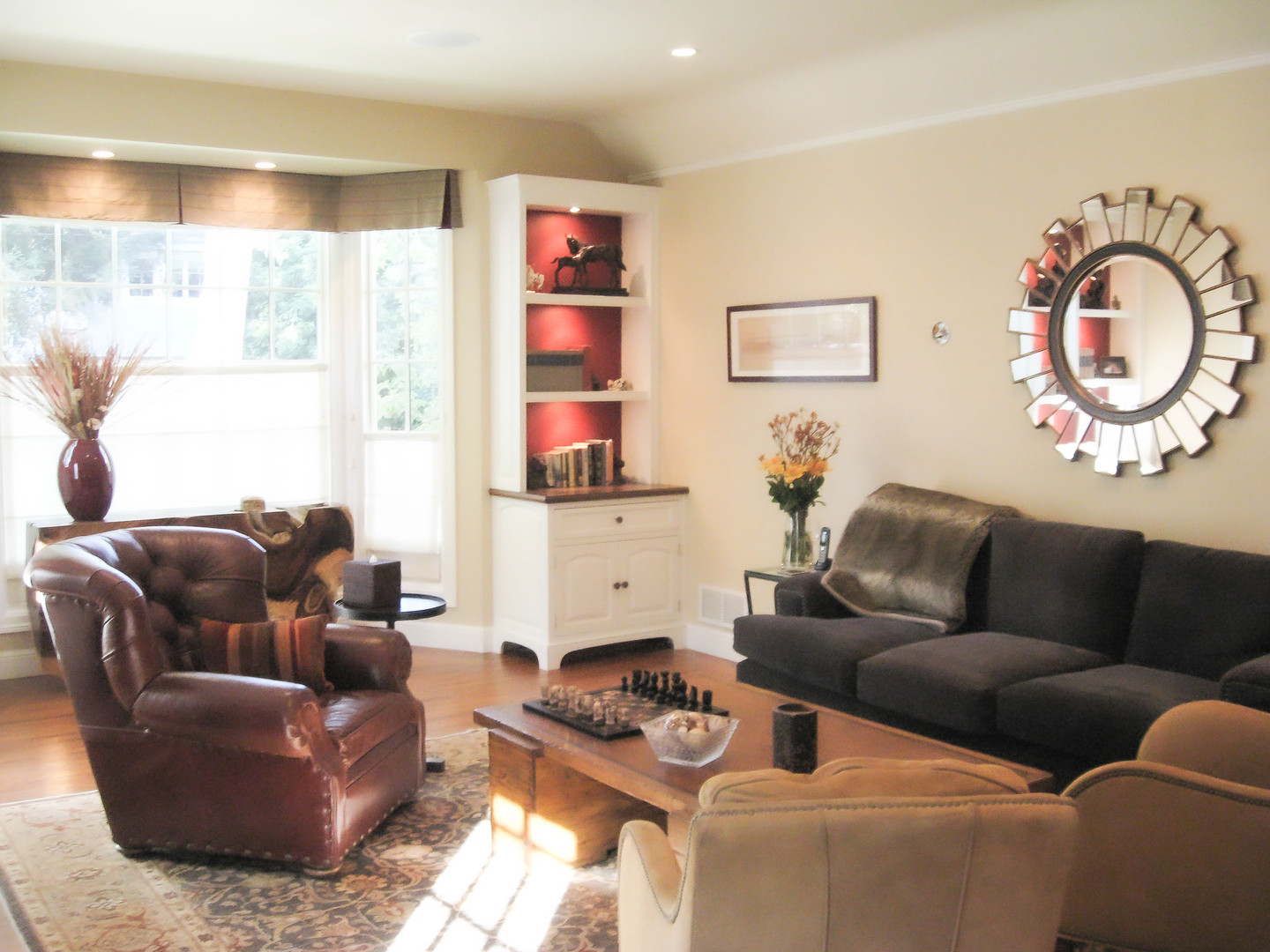 Traditional - Stratford - Living - 1 - A