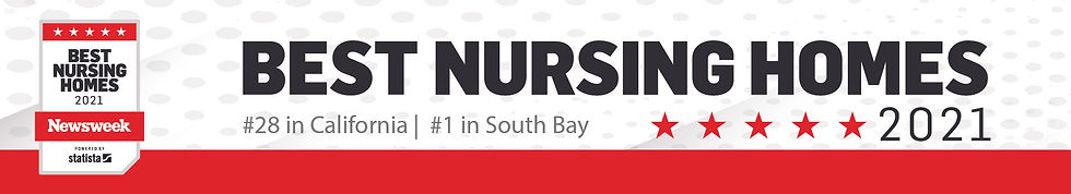 Best Nursing home in san jose newsweek 2