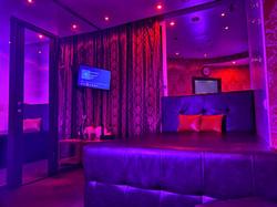 Красная relax комната