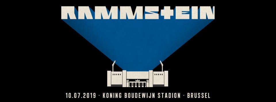 Concert Rammstein KBDS (2019)