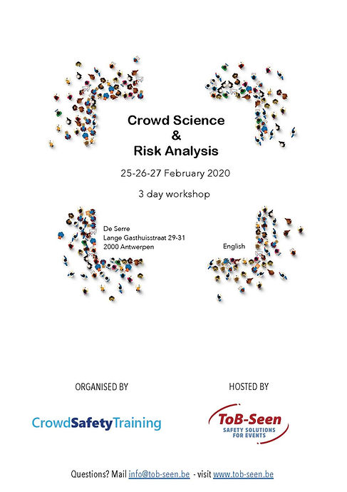 1Voorpagina Crowd Science & Risk Analysi