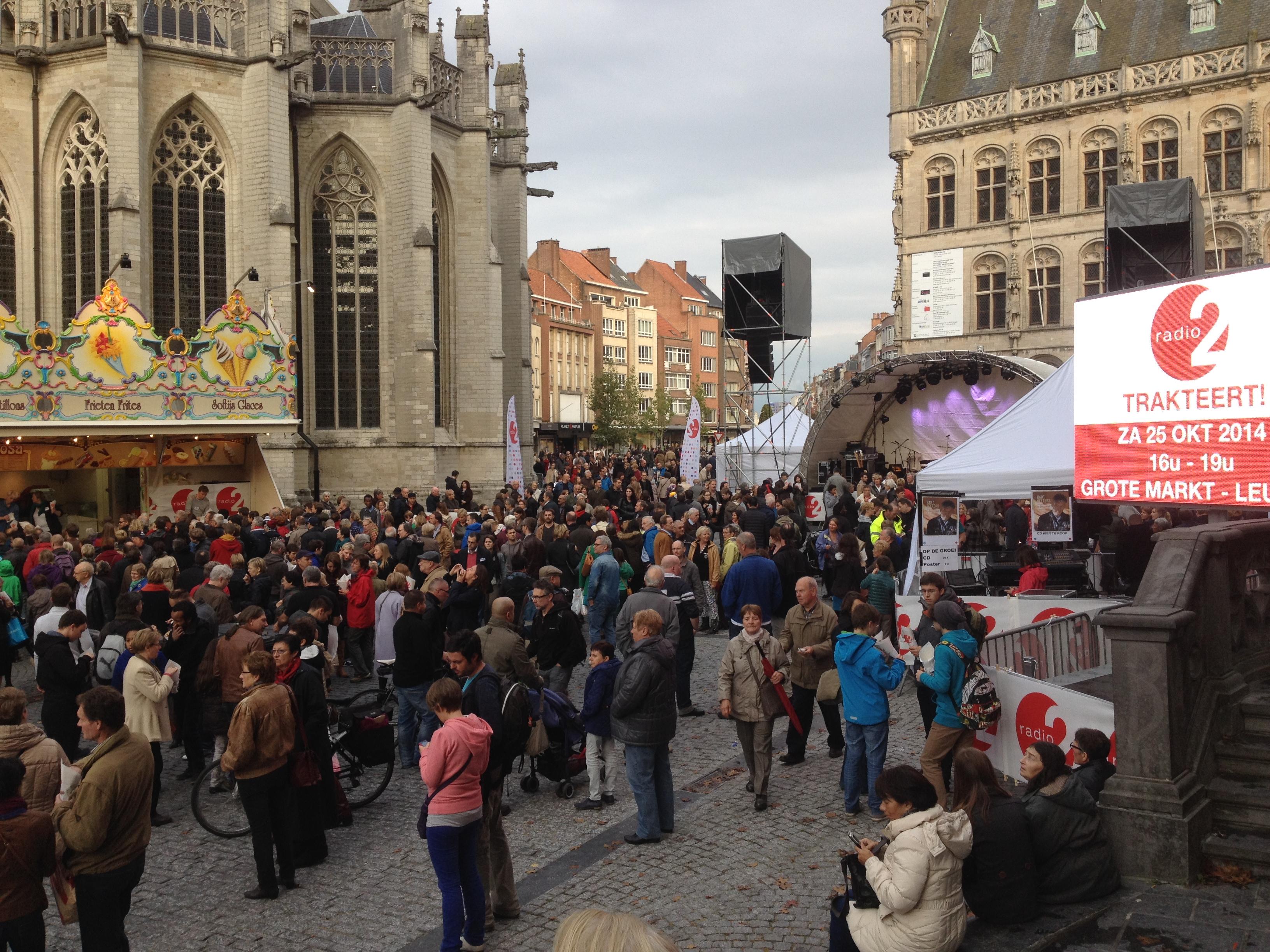 Radio 2 Trakteert! 2014 (Leuven)