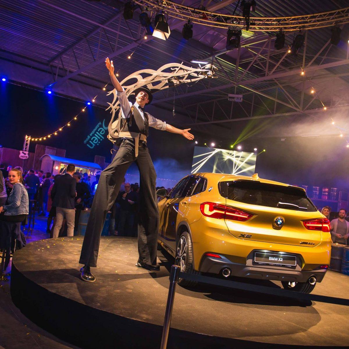 BMW Beliën Rebel Party (2018)