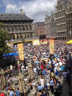 Tour de France Antwerpen 2015