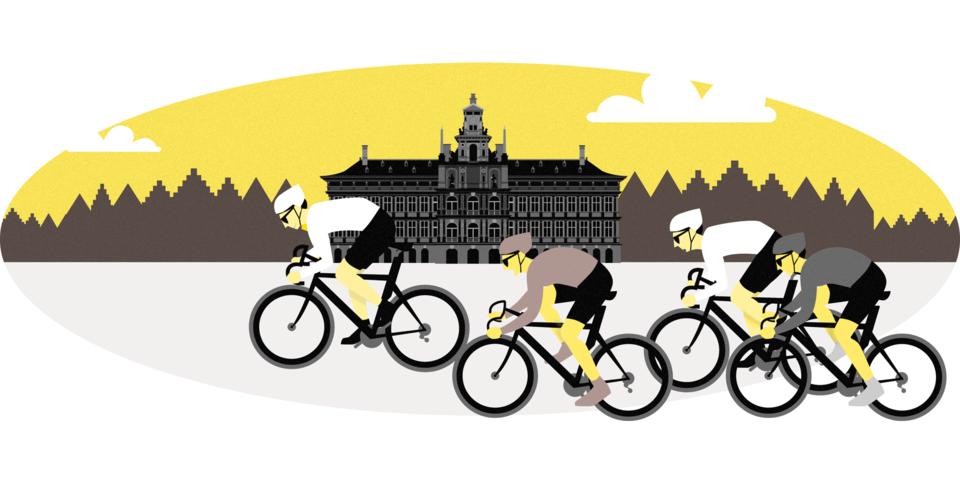 Start RVV Antwerpen 2016