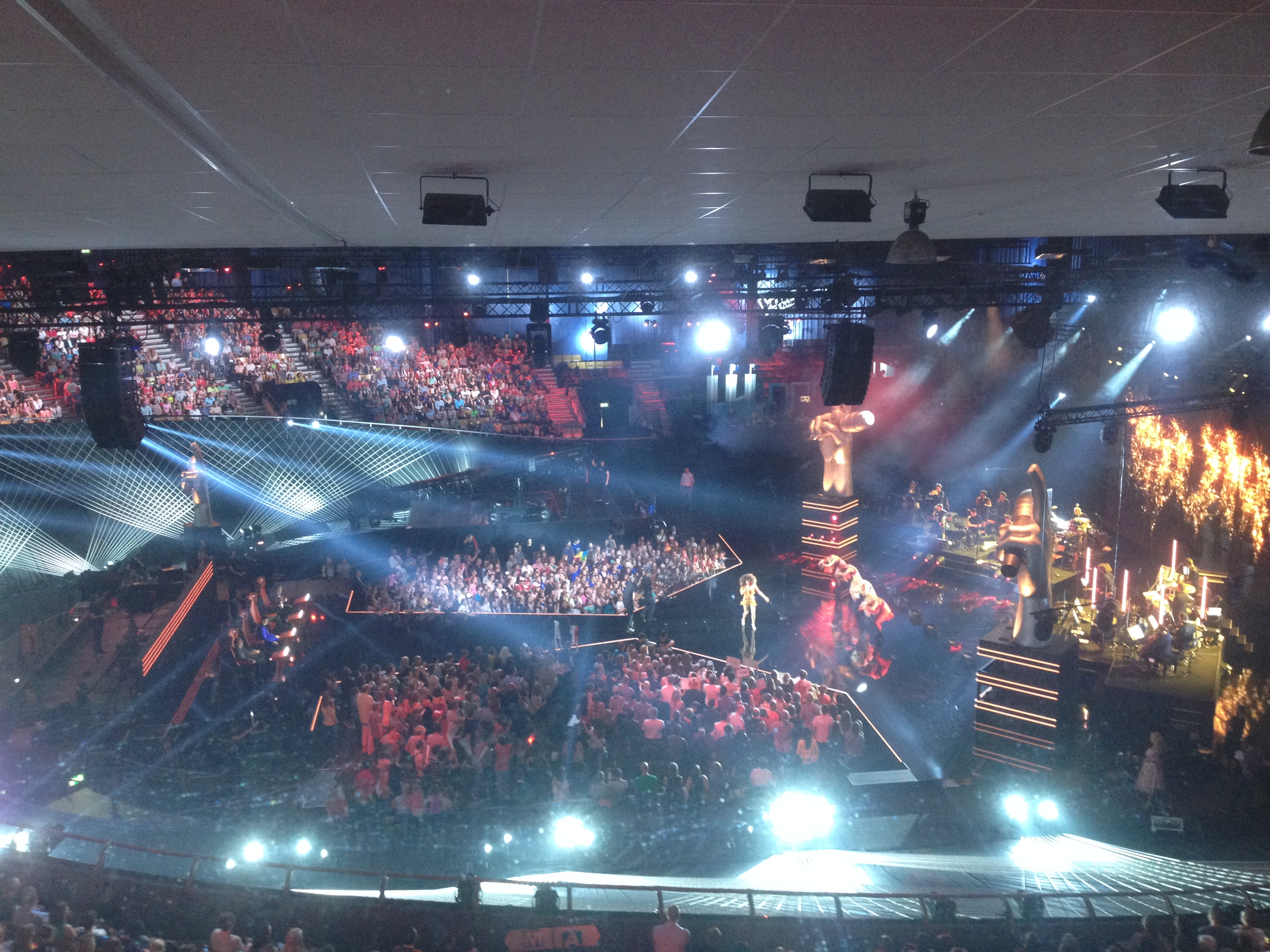 The Voice Live 2014