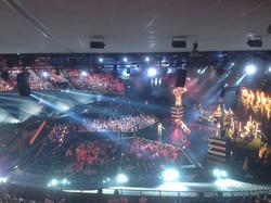 The Voice Live 2014