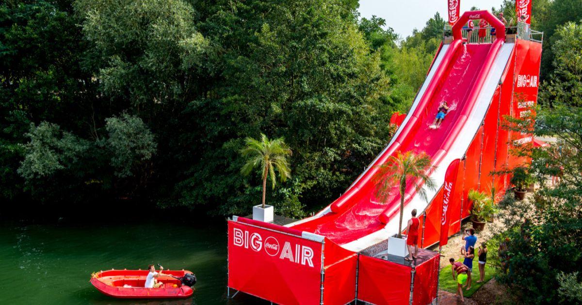 Coca Cola Big Air (2018)