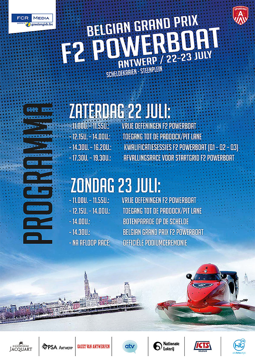 F2 Powerboat 2017