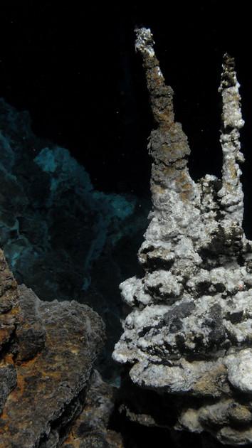 Deep Sea Hydrothermal Vents