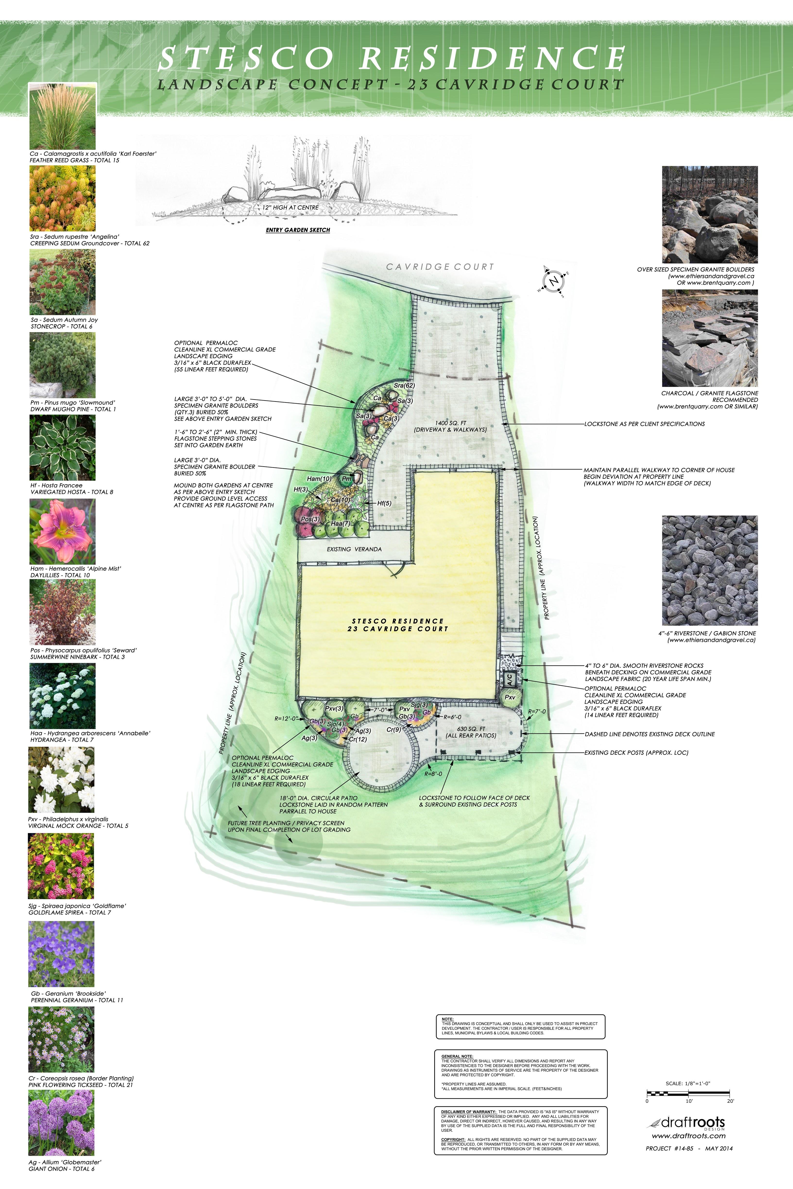 Stesco Residence Conceptual