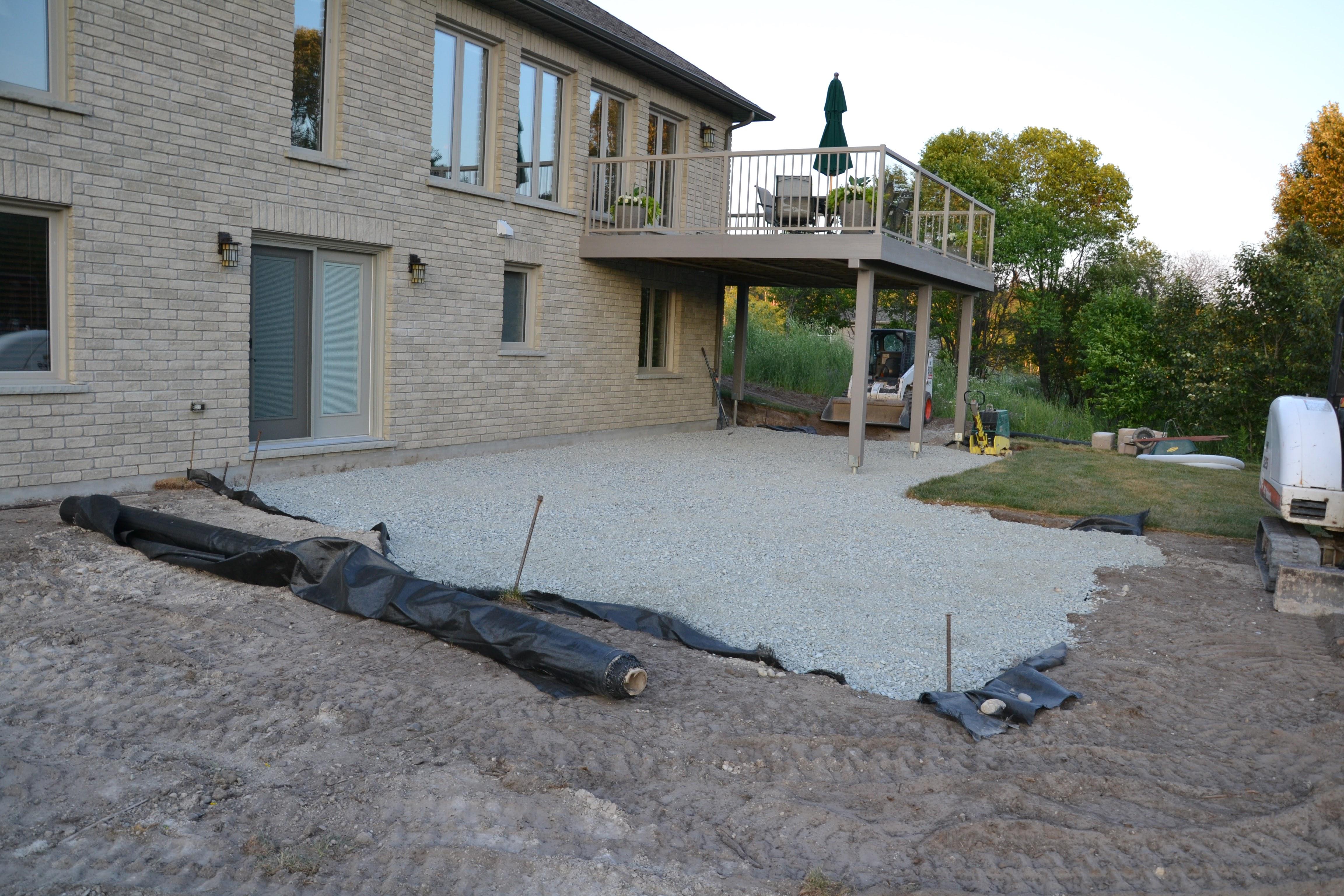 8 - Cavridge landscape CONSTRUCTION