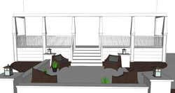 Front Entry Concept - View 2