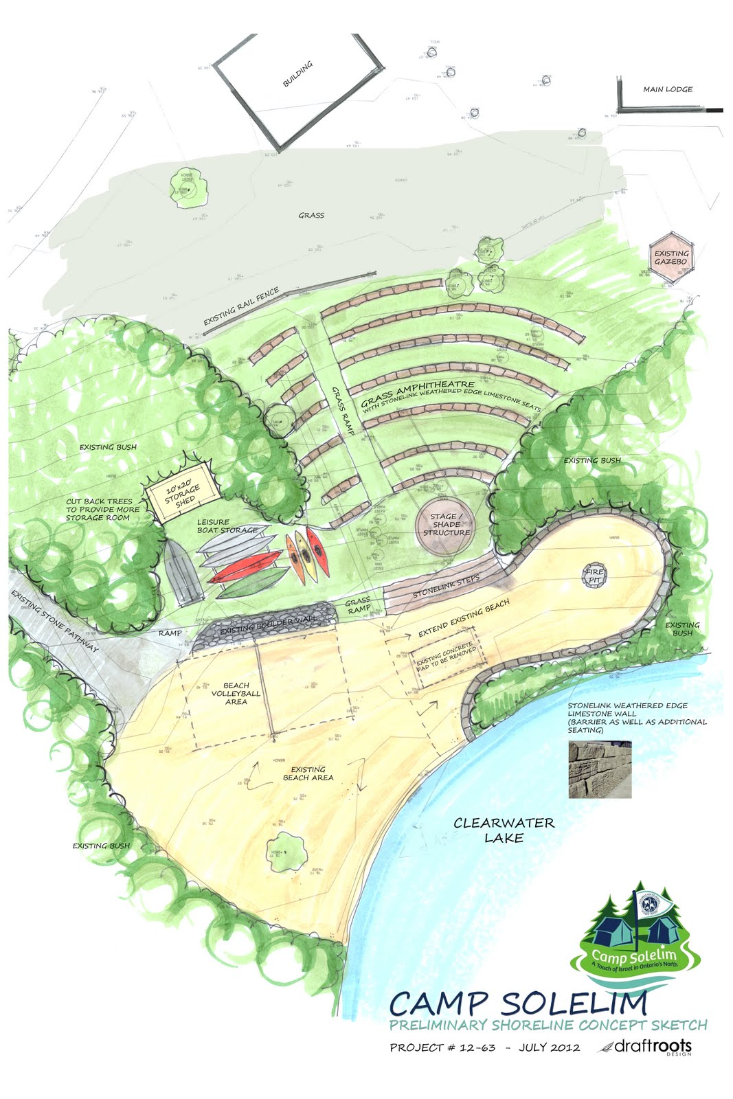 Camp Amphitheater