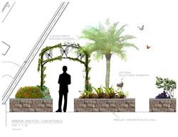 Arbor Sketch - Conceptual Rendering