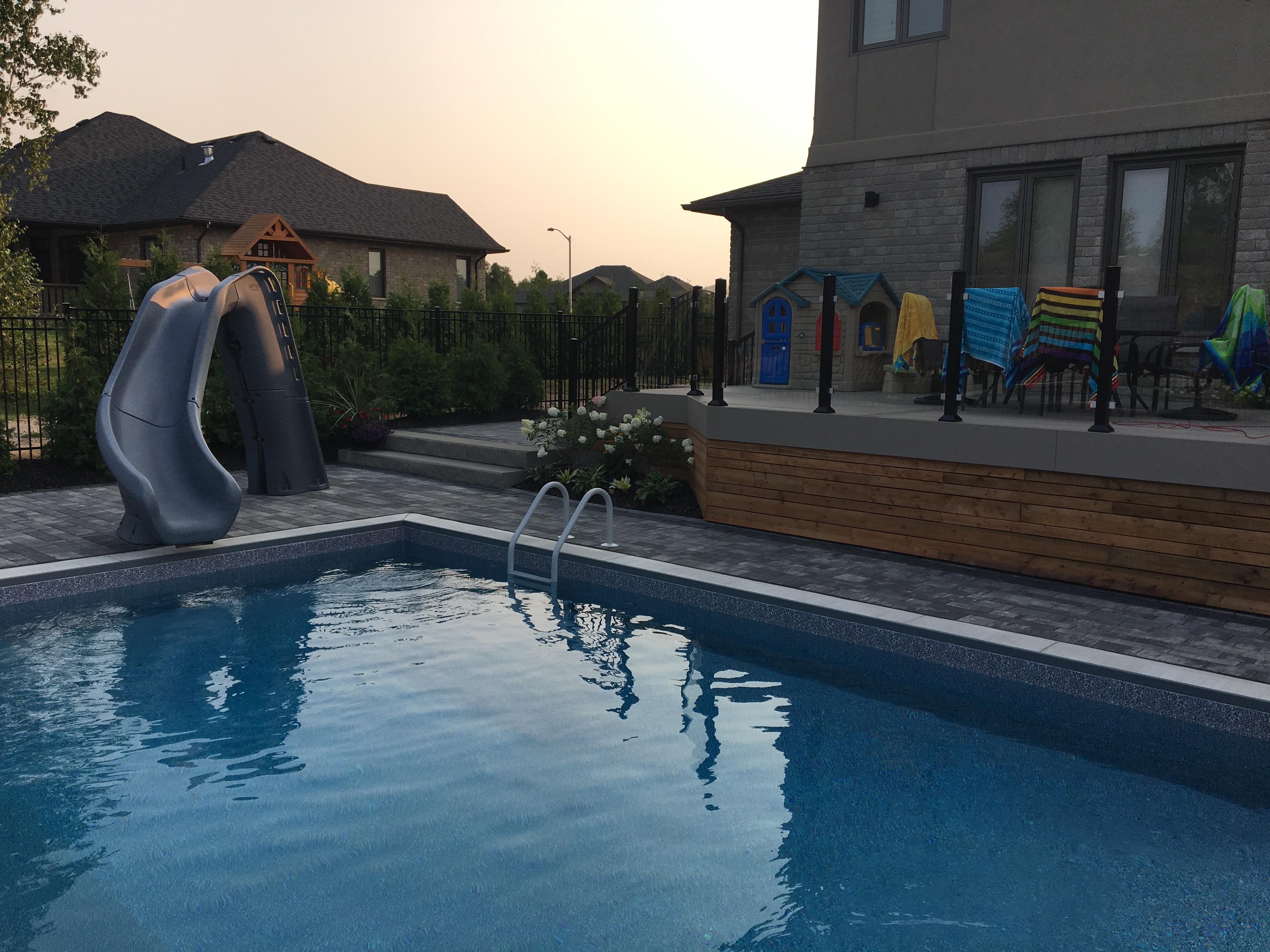 Pool & slide2