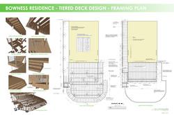 Custom Deck Design - Details