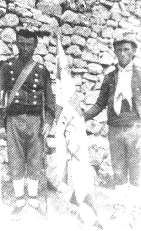 CAPITÁN Y ABANDERADO