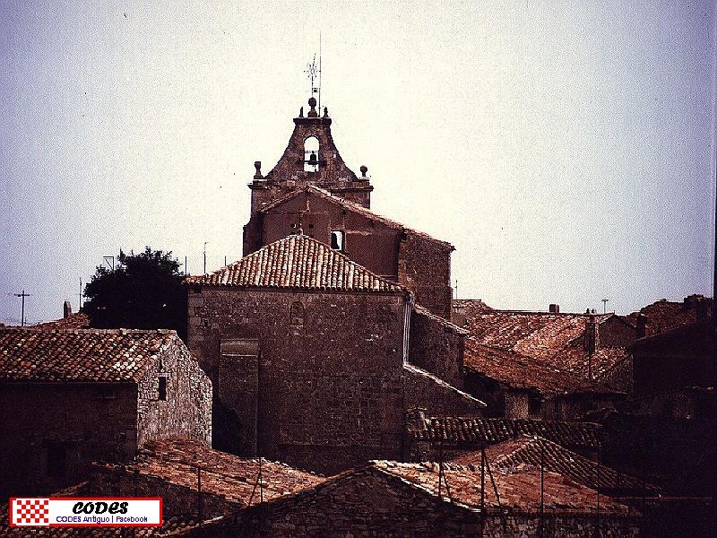 Vista de la Iglesia desde las Eras