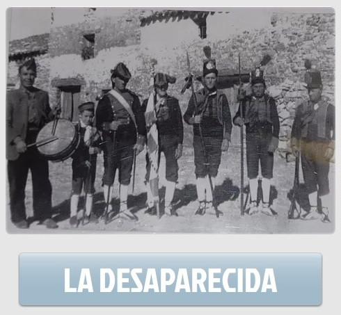 SOLDADESCA DESAPARECIDA