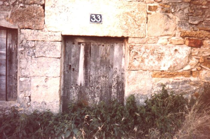 Grandes Sillares de Piedra de la Entrada