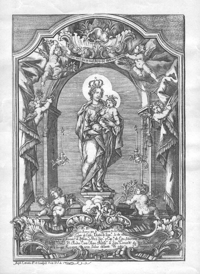 PEREGRINAJE EN 1752