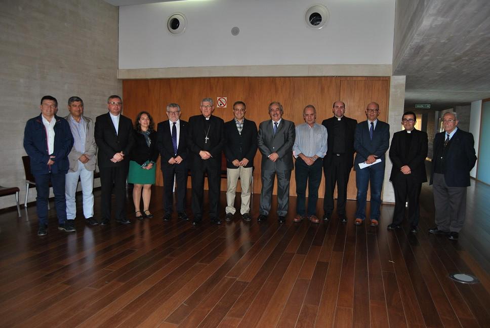 Participantes Comisión Mixta