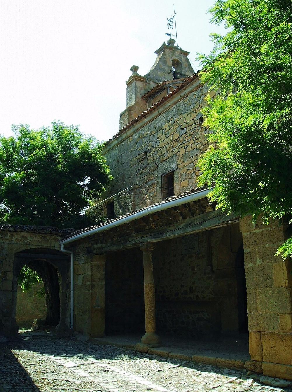 IGLESIA DE CODES (GUADALAJARA)