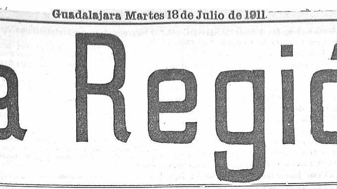 En 1911...