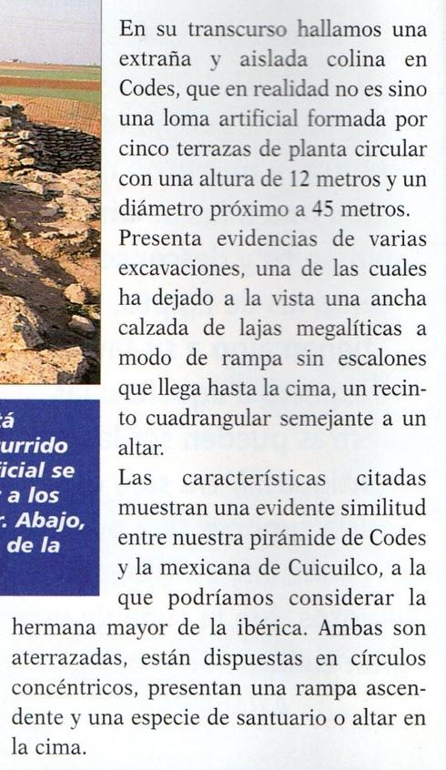 Descripción y similitudes con México