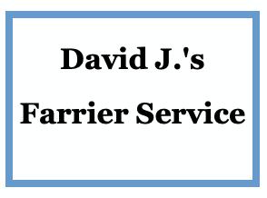 David J.'s Farrier Service