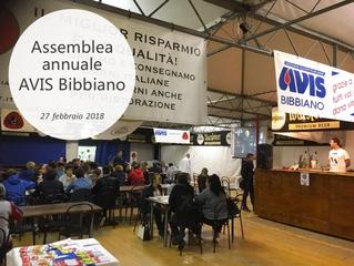 Assemblea annuale 2018