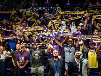 אלופים! ניצחון ענק בגמר הפיינל4 של הליגה הבלקנית